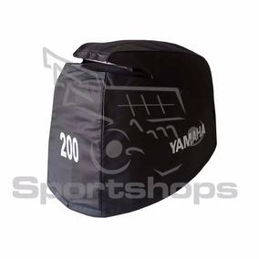 Capa Para Capô Motor De Popa Yamaha 200 Hp 4 Tempos