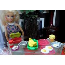 Barbie Lote Comiditas