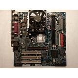 Mother Ibm+micro Intel Pentium 4 1.8/ghz+512 De Ram Garantia