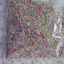 1.000 Tachichas Cor Mix Neon 3d 1,5mm