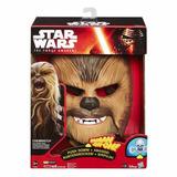 Star Wars Chewbacca Máscara Eletronica Sonido Hasbro