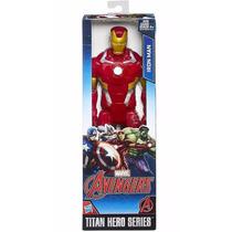 Iron Man Moderno H=30cm Original, Hasbro, Importado, Nuevo