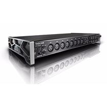 Tascam Us 16x08 Usb Audio Interface Mic Us 16 X 08