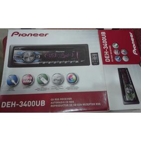 Pioneer Dhe-3400ub Usb Mp3 Cambia De Color La Pantalla