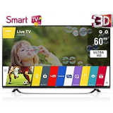 Smart Tv Led Lg 60 Uf8500 4k 3d Wifi Outlet 1 Año Garantia