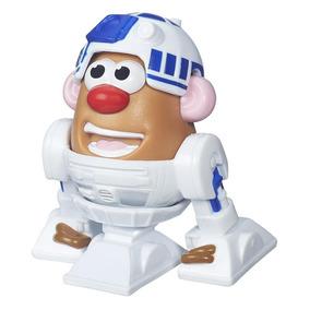 Sr. Cabeça De Batata - Boneco Star Wars Mini - R2-d2 B7365