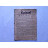 Continental 1927, Magazine En Español Vol. 4 Num. 27. Mex.