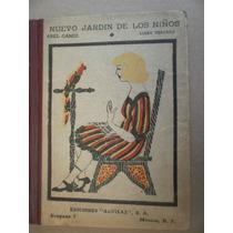Nuevo Jardin De Los Niños Libro 3 Gamiz 1950s Au1