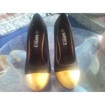 Zapatos De Damas De Tacon Alto Y Plataforma