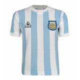 Camisa Retrô Argentina 1986 Home