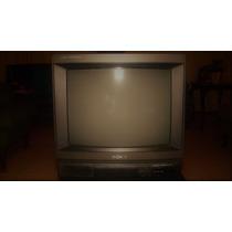 Tv Sony Trinitron 14 Kv1493rv+control+manual