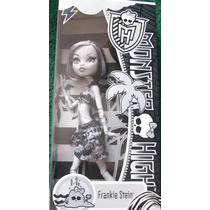 Monster High - Frankie Stein (original Y Nueva)