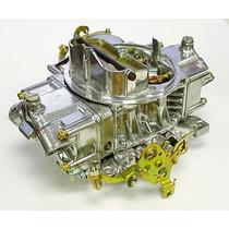 Carburador Holley Pulido 4 Gargantas 750 Cfm Doble Bomba Dmm