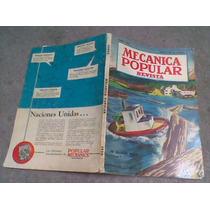 Revista Mecanica Popular Año 1950