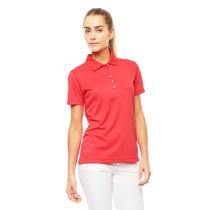 Jack Nicklaus - Playera Polo Dama Rosa - Rojo - 121264-rose