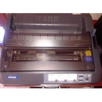 Impresora Matricial Epson Fx-890 Matriz De Punto