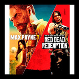 Max Payne 3 Complete Edition Red Dead Redemption Bundle Ps3