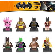Batman Homem Das Cavernas Fada Homem Gato Lego Compatível