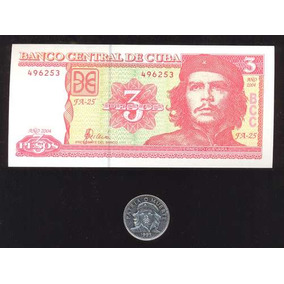 Moneda Y Billete Del Che