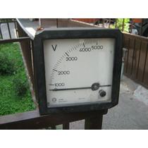 Volmetro De Media Tension 1000 A 5000 Volts Italia
