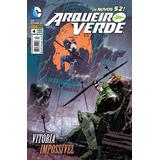 Arqueiro Verde (os Novos 52) Nº 4 - Lacrada