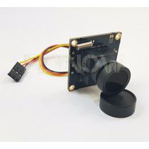 Camera Fpv 700tvl Wdr Ccd 2.1mm Grande Angular Drone Dji Fpv
