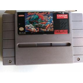 Street Fighter 2 Snes Super Nintendo