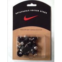 12 Tacos/tachones Nike Plastico Y Aluminio Envío Gratis