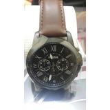 Reloj Fossil Fs4885. Elegante Y Casual. Nuevo Y Original