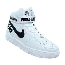Tênis Nike Air Force Supreme - Af1 Flyknit All Star Swag One