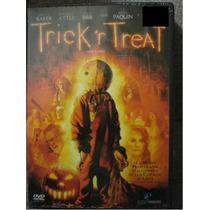 Dvd Pelicula : Trick ´r Treat / Anna Paquin