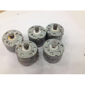 Micro Motor De Passo Bipolar P/arduino 3-12v Kit C/5pcs