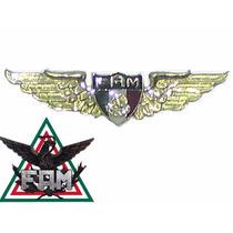 Placa De La Fuerza Aerea Mexicana F.a.m. Fam Ejercito