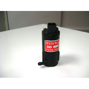 Bomba O Motor Agua Limpia Parabrisa Aveo Optra Spark