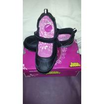 Zapatos Escolares Niña Bubble Gummers