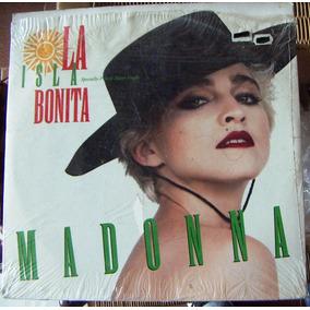Rock Inter, Madonna, La Isla Bonita, Maxi 12´, U.s.a., Wsl