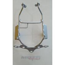 Suporte Farol (aranha) Titan150 Sport Cinza (trilha) Cod1116