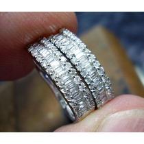 Brincos Lindissimos Com Diamantes Ouro Branco 18k 0,750