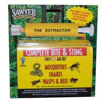 Sawyer B4 Kit Extractor Pump Extrae Veneno De Picaduras