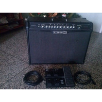 Amplificador Line 6 Spider Iv 150 Fbv Mkii Emg Randall Esp