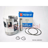 Kit De Piston Yamaha Dt175 W/ring 2.00mm