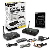 Transmisor Y Receptor Av Video Y Audio Para Computador Y Tv