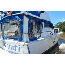 Barco Crucero Clásico Inmaculado