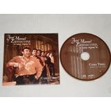 Jose Manuel Zamacona Y Los Yonics Cd Promo Platino 2000