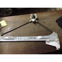 Máquina Vidro Manual Fox Duas Porta Lado Direito