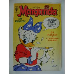 Margarida Nº 1 Em Inglês Ed. Abril
