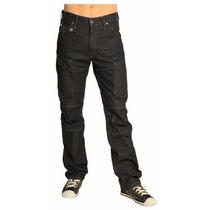 Pantalón Jeans G-star Raw 5620 Elwood Para Moto