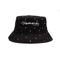 Chapéu / Bucket Hat Diamond Supply Preto