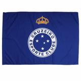 Bandeira Cruzeiro Mitraud Oficial 128x90 Torcedor Bordada