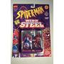 Spiderman Web Of Steel Die Cast Figuras De Colección De Me